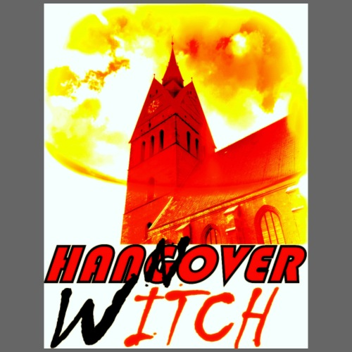 Hangover Witch Red - Hannover Witch in rot