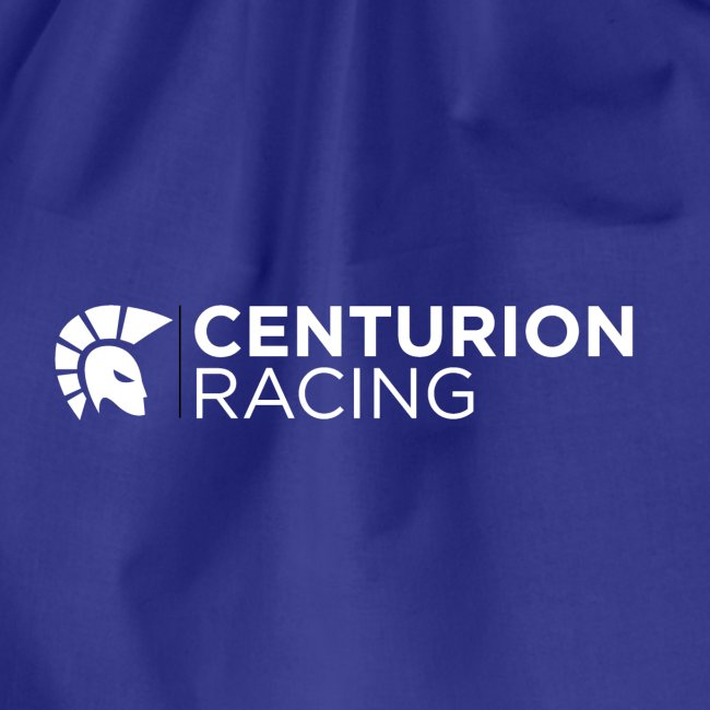 centurion racing icon White