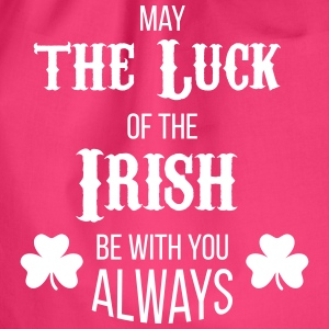 Luck of the Irish - Drawstring Bag