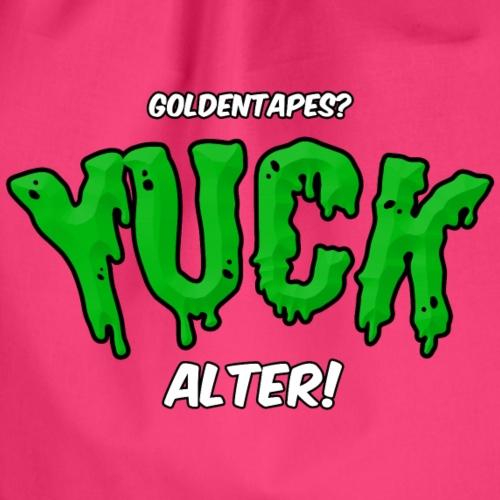 yuck alter - Turnbeutel