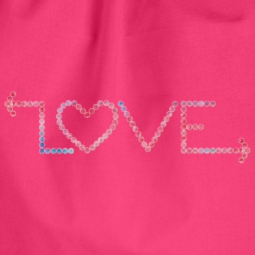 Love Points V WA - Mochila saco