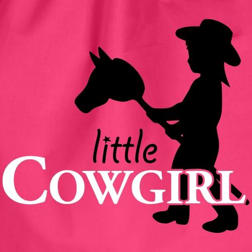 LittleCowgirl W - Turnbeutel