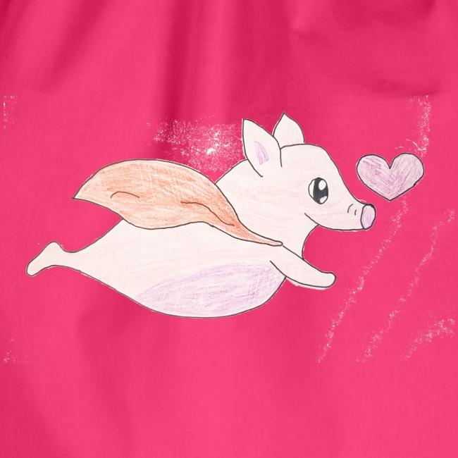 Kids for Kids: Flying Pigs