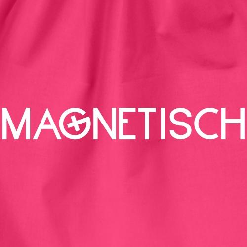 Magnetisch - Turnbeutel
