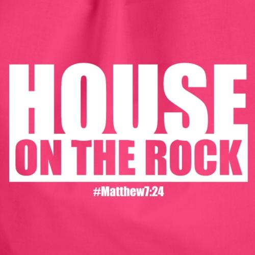 HOUSE ON THE ROCK - Worek gimnastyczny