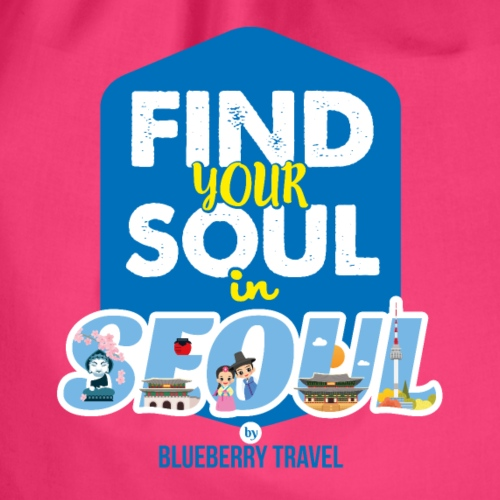 Seoul by Blueberry Travel - Sacca sportiva