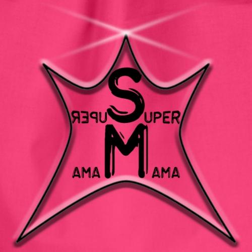 Super Mama - Turnbeutel