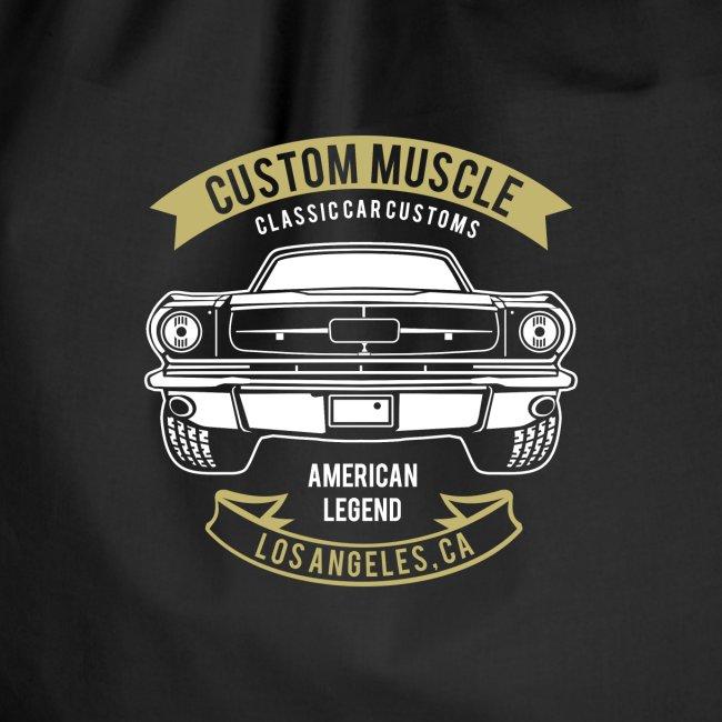 Custom Muscle