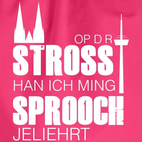OP DR STROSS - Turnbeutel