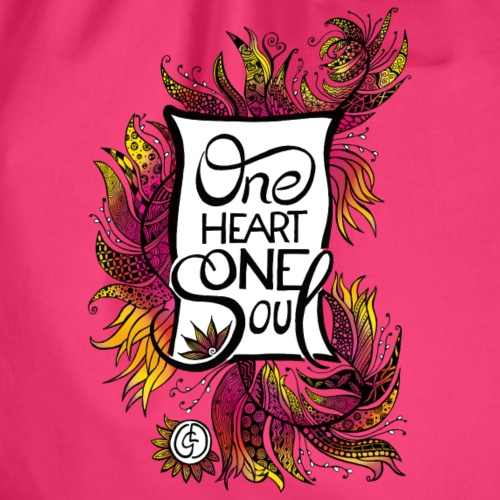 One Heart One Soul - red