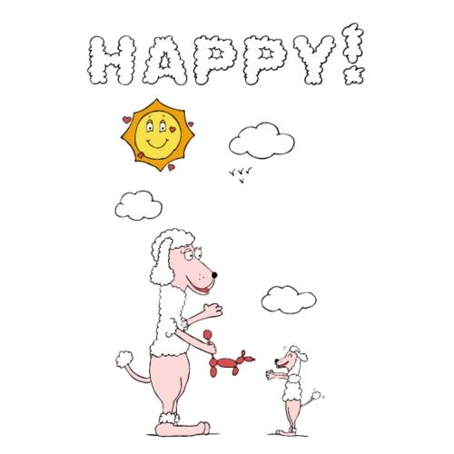 CIRCUSLOVER - HAPPY - CANI CIRCO ANIMALI