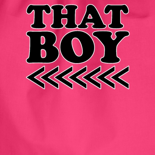 That Boy - Drawstring Bag