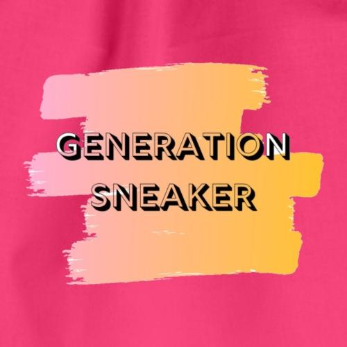 Generation Sneaker - Turnbeutel