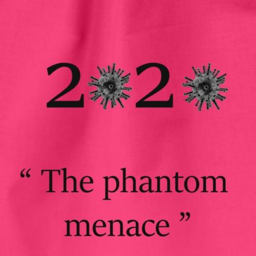 Corona Virus / The phantom menace - Sac de sport léger