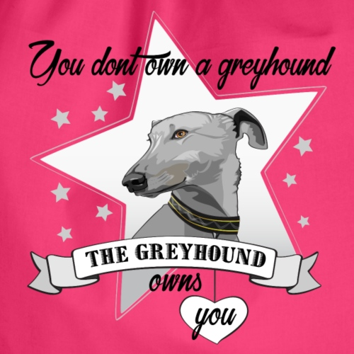 The Greyhound - Gymnastikpåse