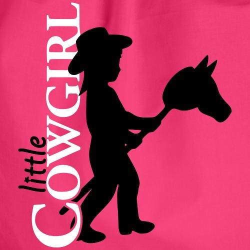 LittleCowgirl - Turnbeutel