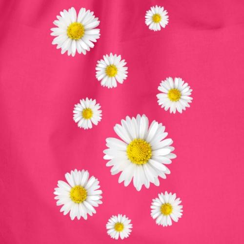 Gänseblumen, Gänseblümchen - Turnbeutel