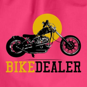 Bike Dealer · LogoArt - Gymbag