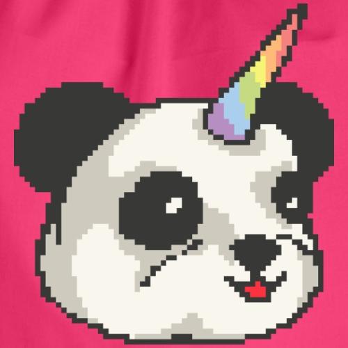 PandaCorn - Drawstring Bag