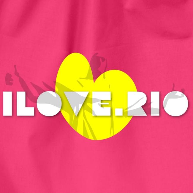 I LOVE RIO, THUMBS UP!