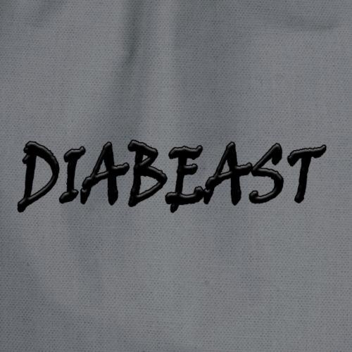 Diabeast - Turnbeutel