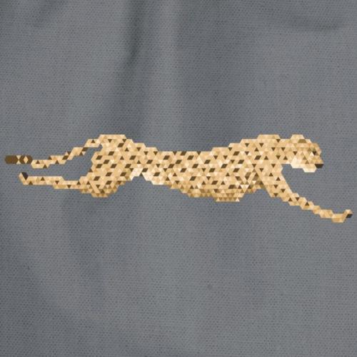 Cheetah - Standalone - Drawstring Bag