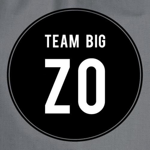 TEAM BIG ZO - Drawstring Bag
