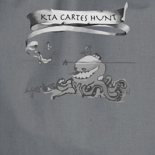Kta Cartes Hunt - Sac de sport léger