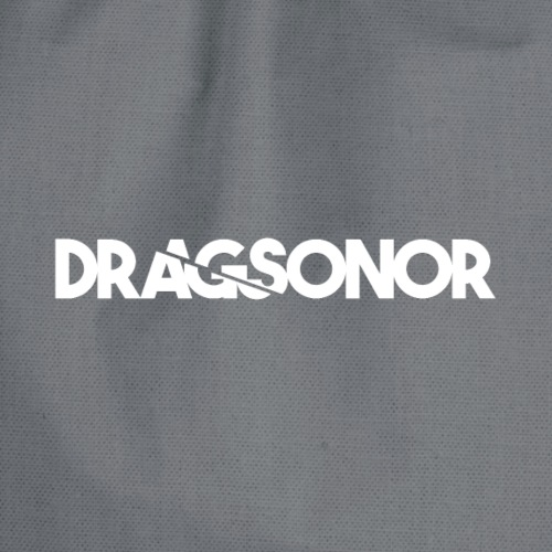 DRAGSONOR white - Drawstring Bag