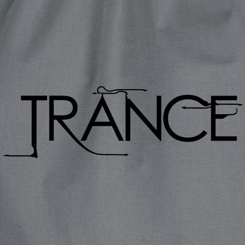 trance - Drawstring Bag