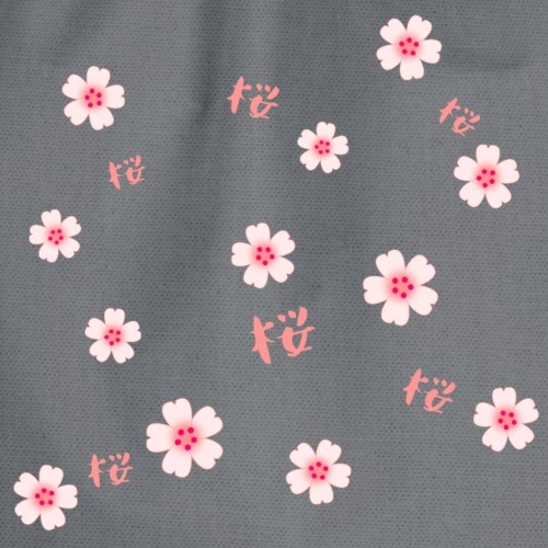 Sakura - Sac de sport léger