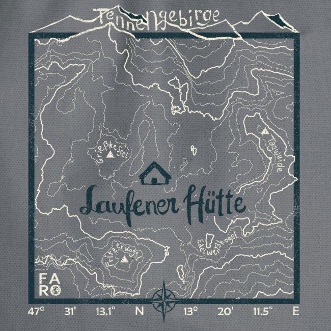 Laufener Hütte im Tennengebirge - Green