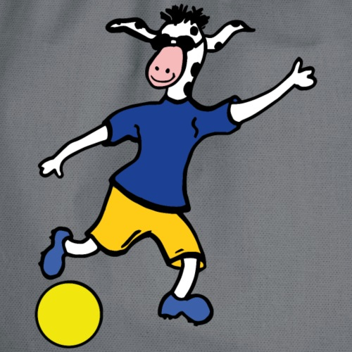 Cowly Fussball Top - Turnbeutel