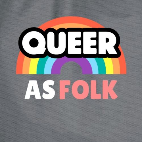 Queer as Folk | Día del Orgullo LGTBI - Mochila saco