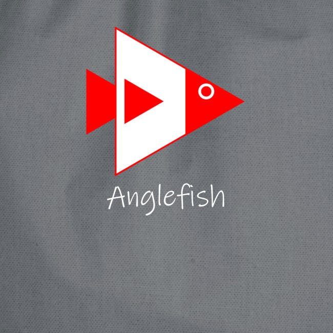 Anglefish Big Red Designer Tee
