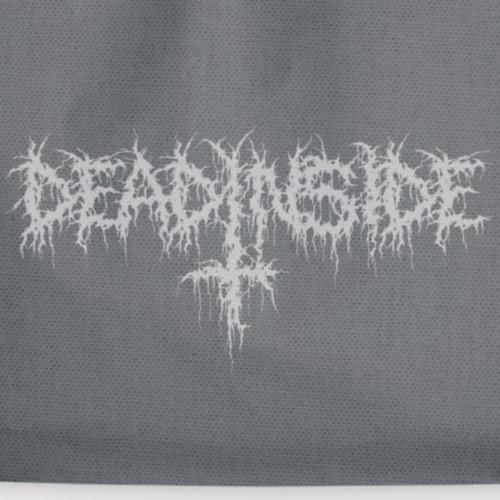 dead inside brutal metal WHITE - Sacca sportiva