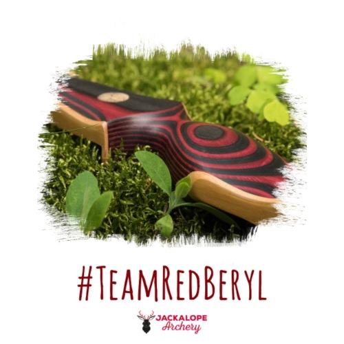 #TeamRedBeryl - Turnbeutel