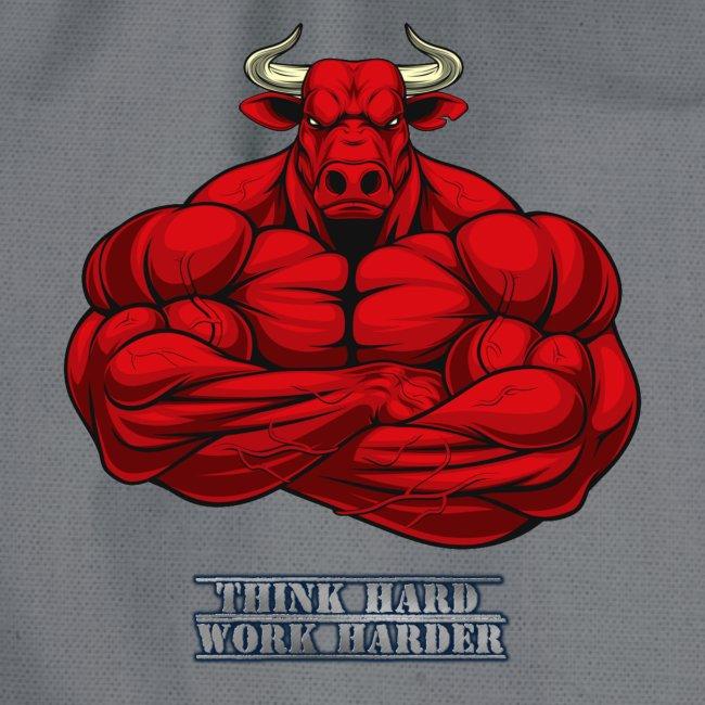 Strong as a Bull!