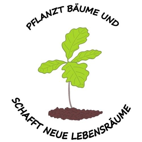 Baume Spruch - Turnbeutel