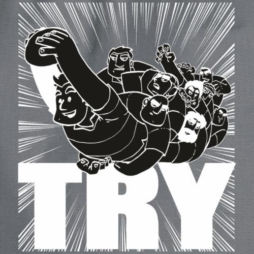 try MarPlo wht - Sacca sportiva