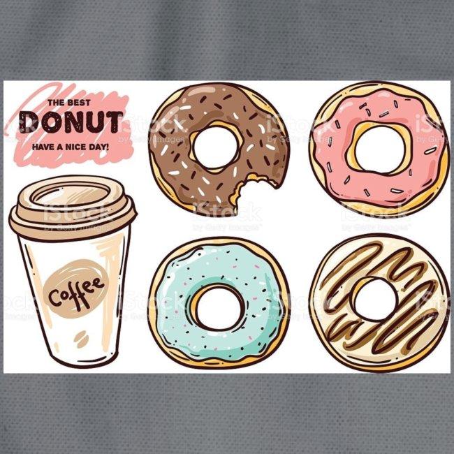 Donut & Coffe