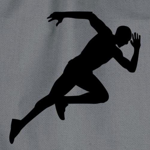 running man - Sac de sport léger