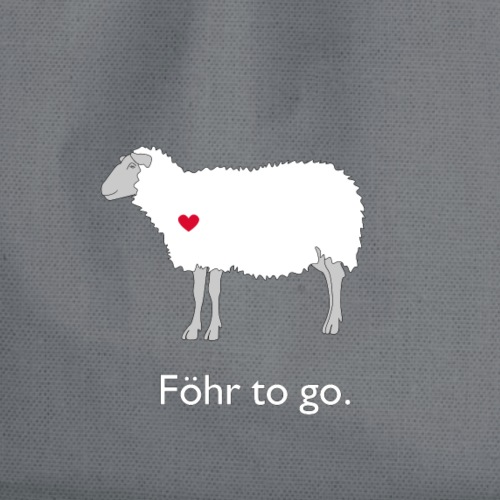 Föhr To Go - Schaf