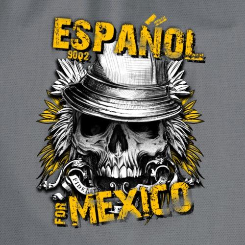Spanje 9002 Mexico Skull - Gymtas