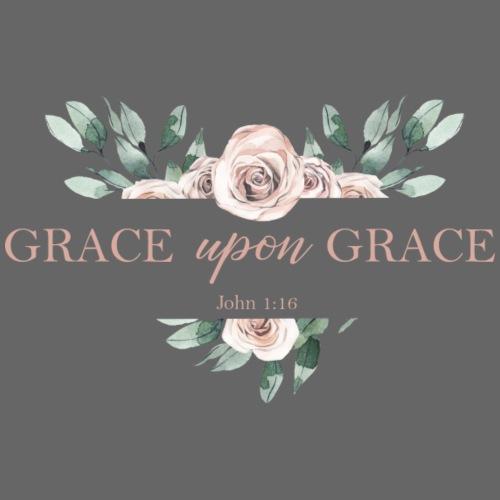 Grace upon Grace - Turnbeutel