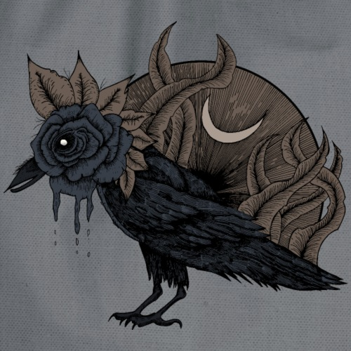 Lost corbeau - Sac de sport léger