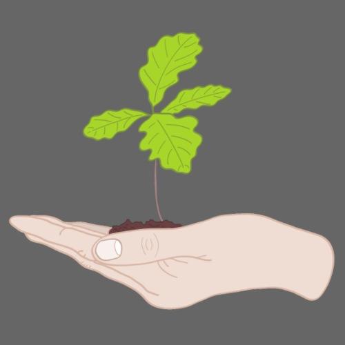 Baum - Turnbeutel