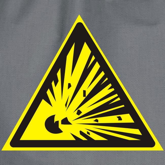 Uwaga! Materiał Wybuchowy!