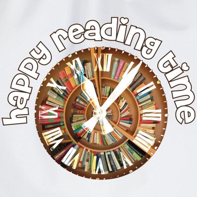 HAPPY READING TIME