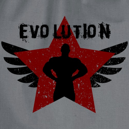 Evolution Revolution - Turnbeutel
